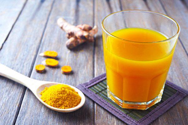 Uống tinh bột nghệ giúp làn da trẻ hóa như thế nào?